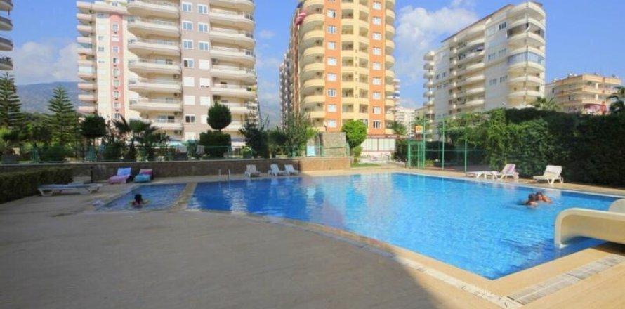 2+1 Lejlighed i Alanya, Antalya, Tyrkiet Nr. 2645