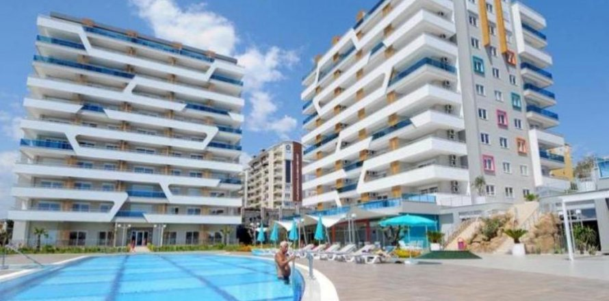 1+1 Wohnung in Avsallar, Antalya, Türkei Nr. 2735