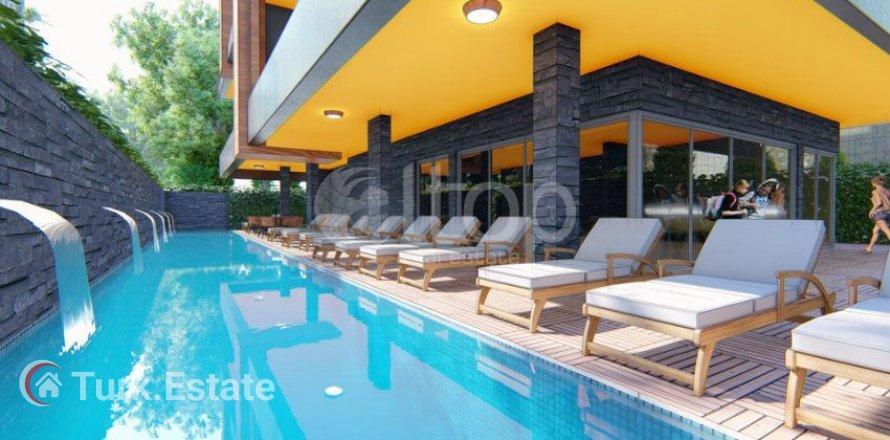 Apartment in Alanya, Turkey No. 832