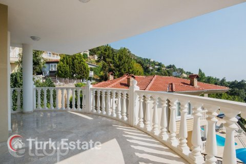 3+1 Villa in Alanya, Turkey No. 537 - 38