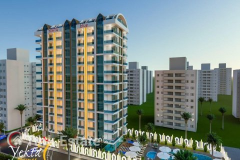 1+1 Development in Mahmutlar, Turkey No. 1677 - 2
