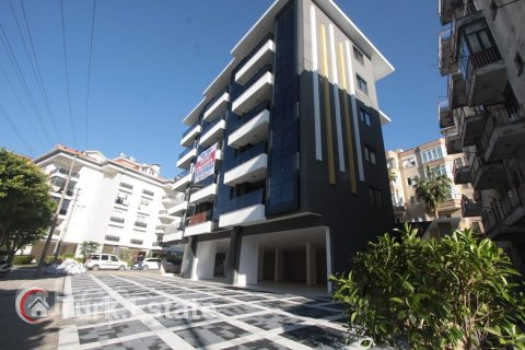 Apartment in Alanya, Turkey No. 539 - 2