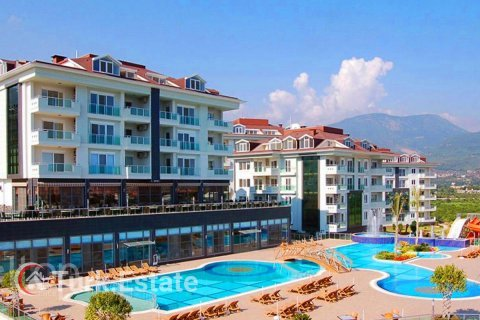 5+1 Penthouse in Oba, Turkey No. 650 - 51