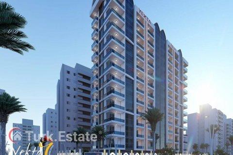1+1 Development in Mahmutlar, Turkey No. 1677 - 9