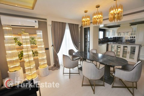 4+1 Penthouse in Alanya, Turkey No. 548 - 7
