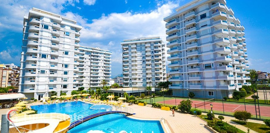 2+1 Apartment in Alanya, Turkey No. 568
