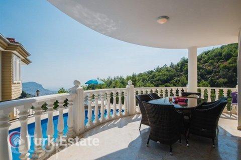 3+1 Villa in Alanya, Turkey No. 537 - 24