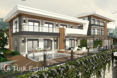 4+1 Villa in Alanya, Turkey No. 589 - 6