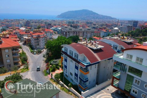 5+1 Penthouse in Alanya, Turkey No. 643 - 3