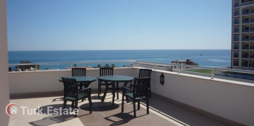 2+1 Apartment in Antalya, Turkey No. 1165