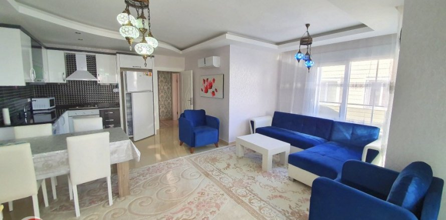 1+1 Apartment in Alanya, Turkey No. 1864
