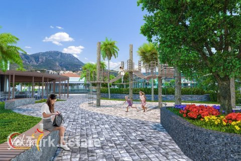 2+1 Development in Mahmutlar, Turkey No. 1535 - 8