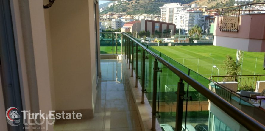 3+1 Penthouse in Alanya, Turkey No. 299