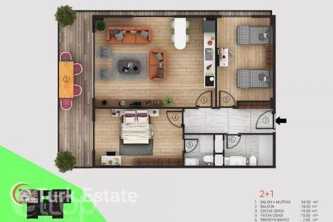 Apartment in Alanya, Turkey No. 353 - 27