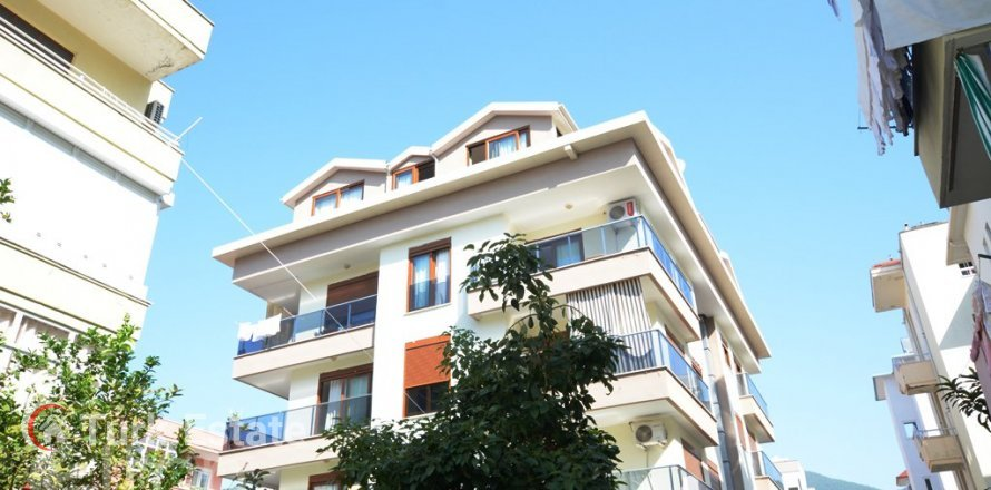 2+1 Penthouse in Alanya, Turkey No. 478