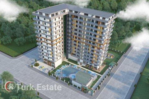 Apartment in Mahmutlar, Turkey No. 644 - 1