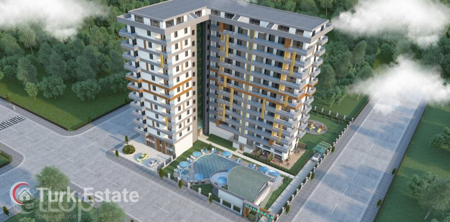 Apartment in Mahmutlar, Turkey No. 644