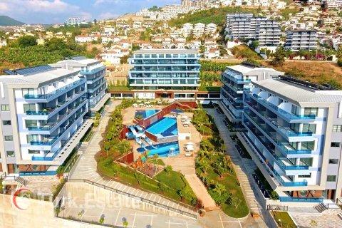 Apartment in Alanya, Turkey No. 828 - 1