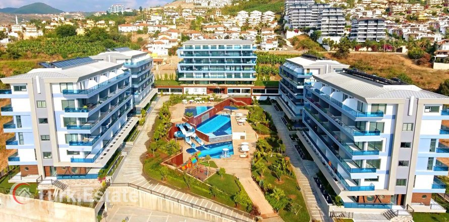 Apartment in Alanya, Turkey No. 828