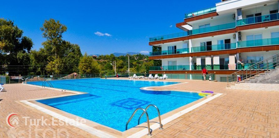 1+1 Apartment in Kestel, Turkey No. 518