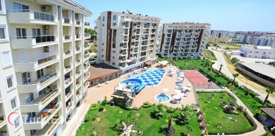 Apartment in Avsallar, Turkey No. 1115