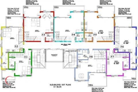 Apartment in Avsallar, Turkey No. 978 - 52