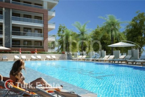 1+1 Apartment in Oba, Turkey No. 1058 - 11