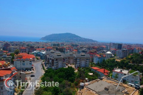 5+1 Penthouse in Alanya, Turkey No. 643 - 4