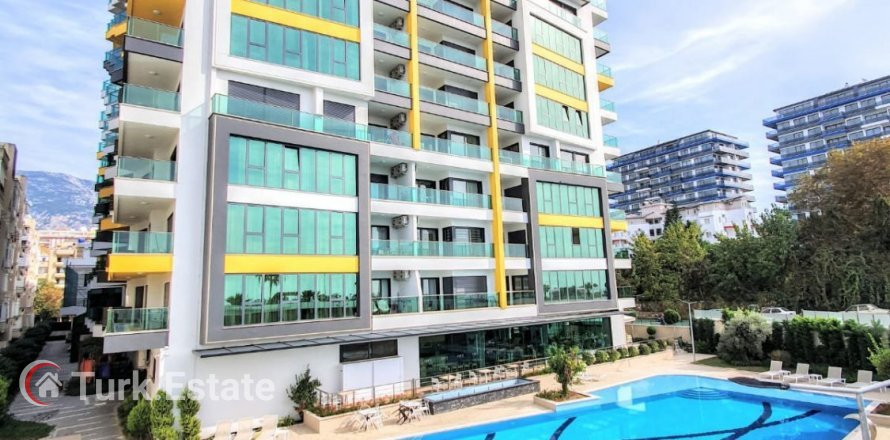 2+1 Apartment in Mahmutlar, Turkey No. 415