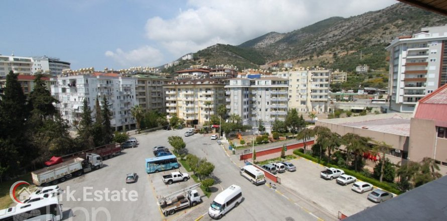 4+1 Penthouse in Alanya, Turkey No. 294