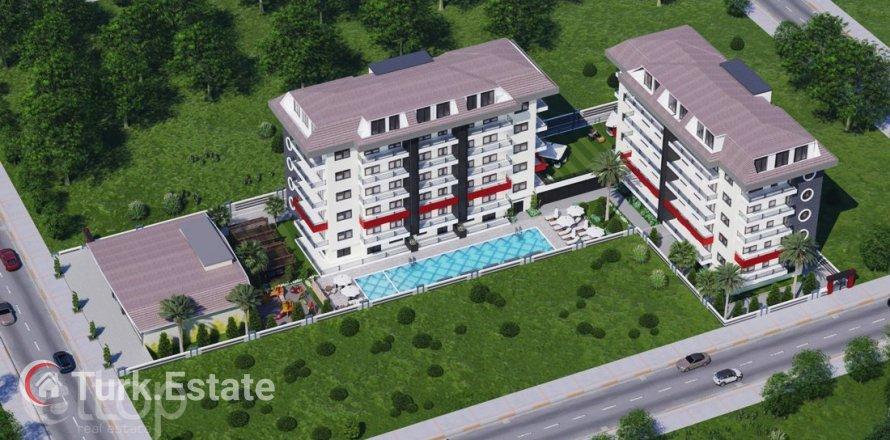 Apartment in Kestel, Turkey No. 458