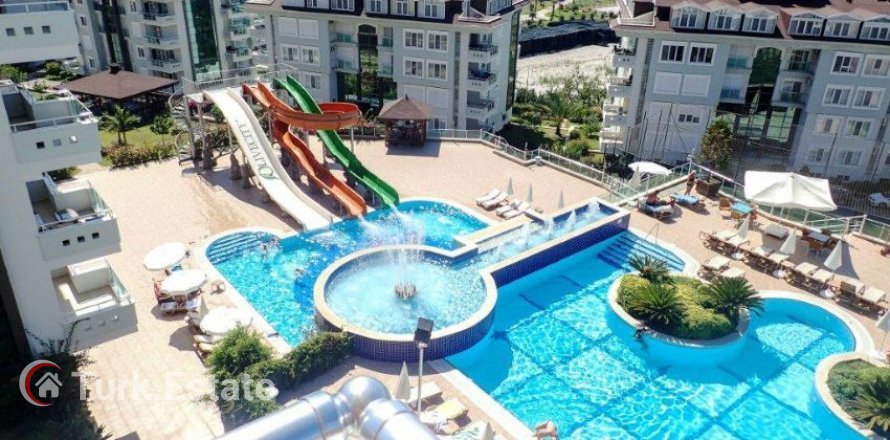 2+1 Apartment in Cikcilli, Turkey No. 827