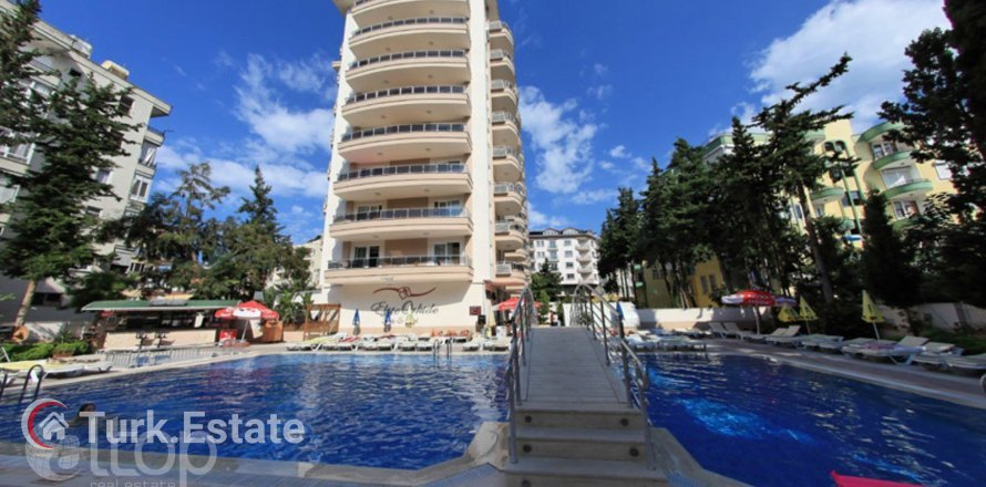 2+1 Penthouse in Alanya, Turkey No. 154