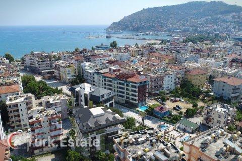 1+1 Apartment in Alanya, Turkey No. 265 - 1