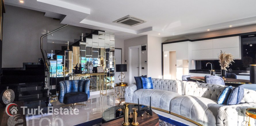 2+1 Penthouse in Alanya, Turkey No. 429