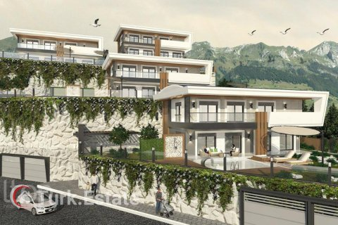 4+1 Villa in Alanya, Turkey No. 589 - 5