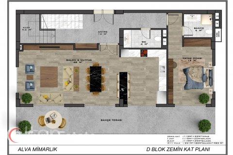 4+1 Villa in Alanya, Turkey No. 589 - 13