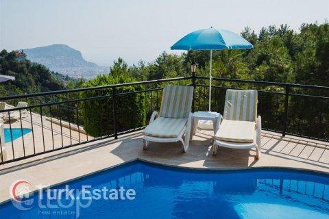 3+1 Villa in Alanya, Turkey No. 537 - 11