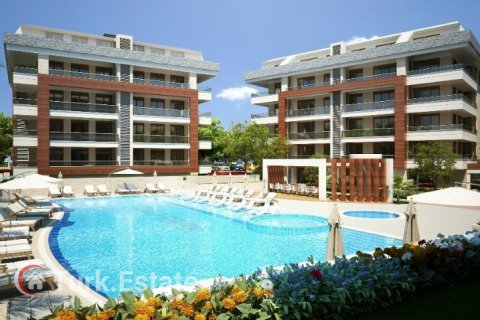 1+1 Apartment in Oba, Turkey No. 1058 - 1