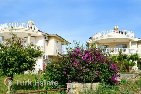 3+1 Villa in Alanya, Turkey No. 1074 - 4