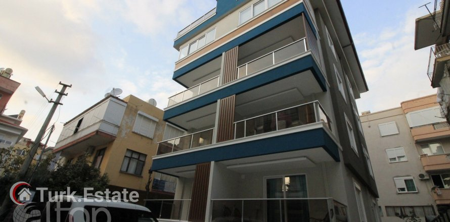 3+1 Penthouse in Alanya, Turkey No. 297