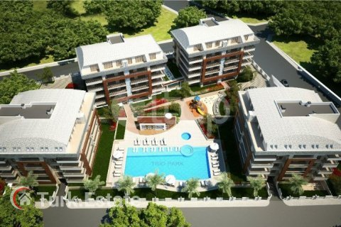 1+1 Apartment in Oba, Turkey No. 1058 - 8