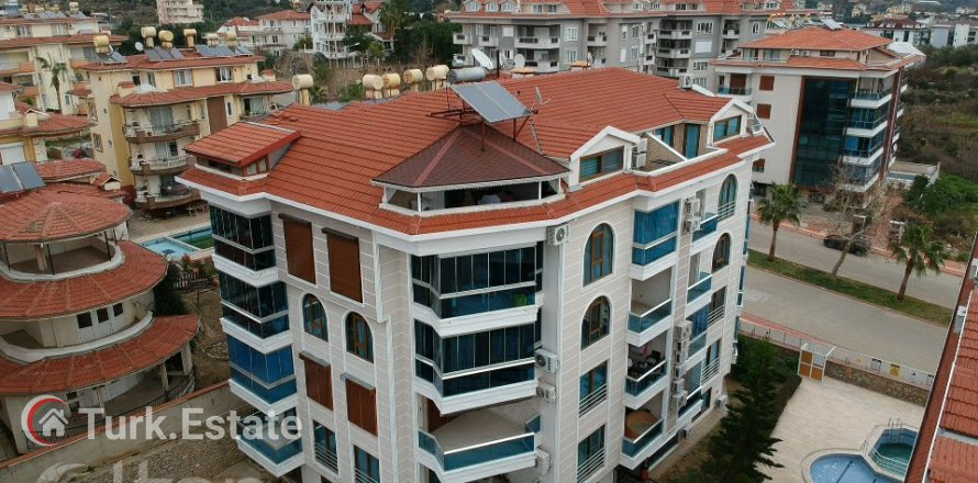 1+1 Apartment in Kestel, Turkey No. 244