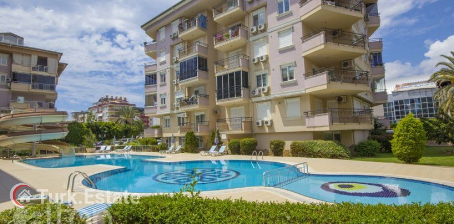 4+1 Apartment in Oba, Turkey No. 377