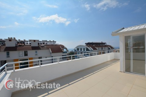 5+1 Penthouse in Alanya, Turkey No. 499 - 4
