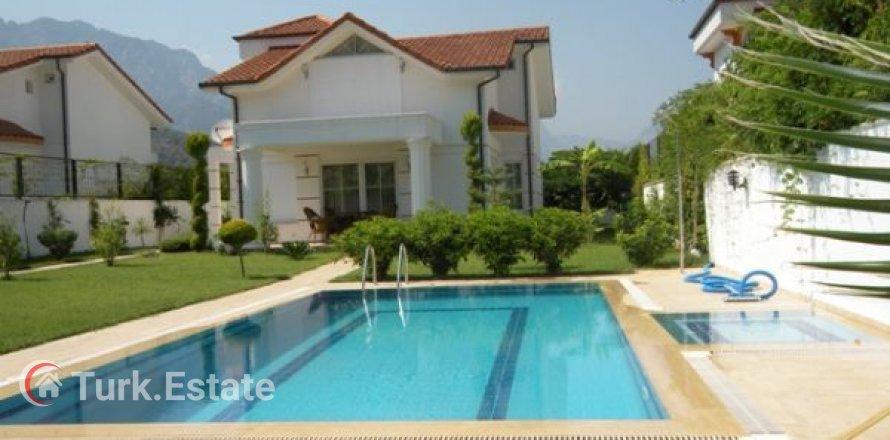 3+1 Villa in Kemer, Turkey No. 1179