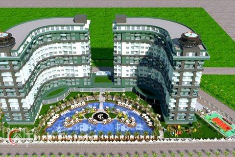 Apartment in Mahmutlar, Turkey No. 527 - 1