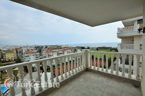 4+1 Penthouse in Alanya, Turkey No. 548 - 13