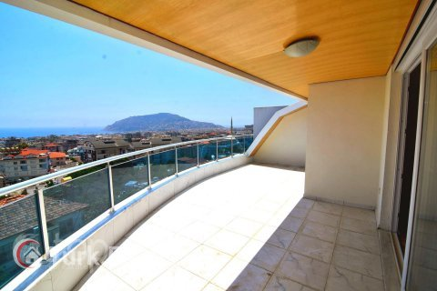 5+1 Penthouse in Alanya, Turkey No. 643 - 1