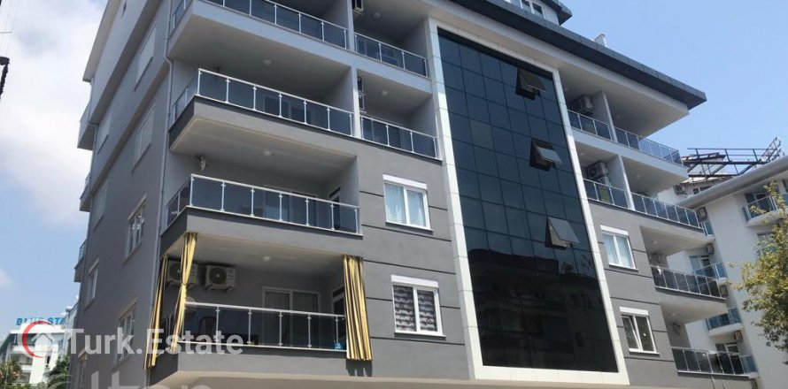 4+1 Penthouse in Alanya, Turkey No. 252